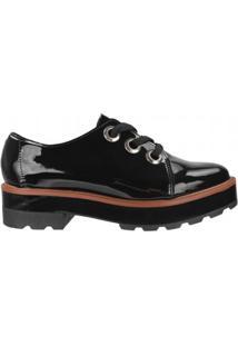 Sapato Moleca Verniz