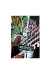 Painel Adesivo De Parede - Nova York - Cidade - 1467Pnm