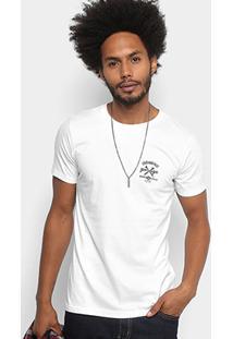 Camiseta Dimy Garage Estampada Masculina - Masculino
