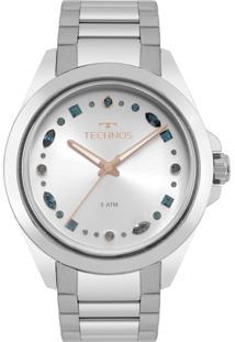 Relógio Technos Feminino Crystal Swarovski 203Aab/1K