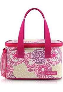 Bolsa Térmica My Lolla Jacki Design Feminina - Feminino