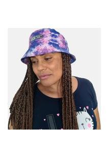 Chapéu Bucket Hats Black Bird Thb 61