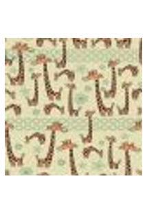 Papel De Parede Autocolante Rolo 0,58 X 3M - Infantil 1398