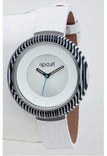 Relógio De Pulso Ripcurl Mist Acetate - Feminino-Branco