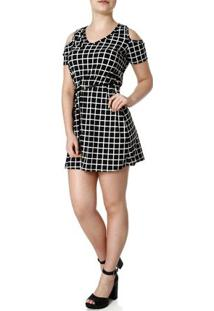 3739aa6f6 Vestido Quadriculado feminino | Shoelover