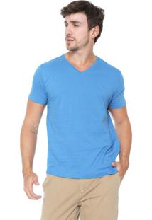 Camiseta Aramis Básica Azul