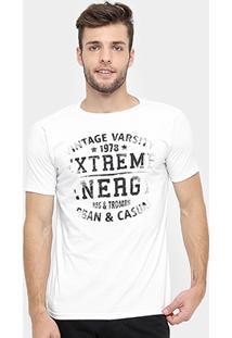 Camiseta Burn Extreme Energy - Masculino