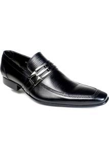 Sapato Social Masculino Sola Couro Bigioni - Masculino