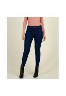 Calça Jeans Feminina Skinny Biotipo