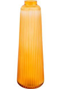 Vaso De Vidro Decorativo Turfan - Linha Sun