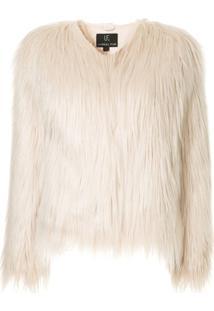Unreal Fur Jaqueta 'Unreal Dream' - Neutro