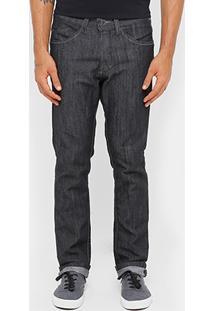 Calça Jeans Fatal Lavagem Escura Masculina - Masculino