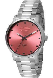 Relógio Analógico Mormaii Mo2035Ft-3T Feminino - Feminino
