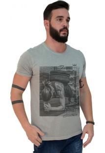 Camiseta Joss Estonada Premium Cross X3 - Masculino