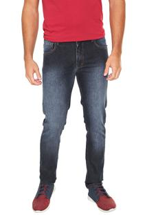 Calça Jeans Coca-Cola Jeans Skinny Azul