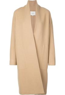 Vince Cardigan Oversized - Neutro