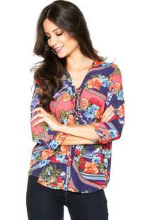 Camisa Lez A Lez Bali Rosa