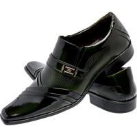 Sapato Social Gofer 751 Verde Kanui 75c1fcee2e183