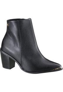 Bota Feminina Ankle Boot Vizzano