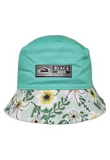 Chapéu Bucket Hats Black Bird Thb 67/F