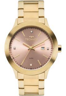 Relógio Analógico Swarovski Technos feminino   Shoelover 15515946dc