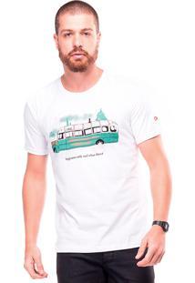 Camiseta Into The Wild Useliverpool Branca