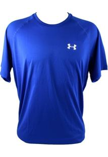 Camiseta Under Armour Tech Ss Tee Brazil - Masculino