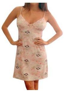 Camisola Chanel Floral Dressy (11526) Liganete