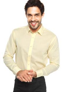 Camisa Vr Lisa Amarela