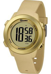 Relógio X Games Feminino Dourado-Xfppd078-Cxtx
