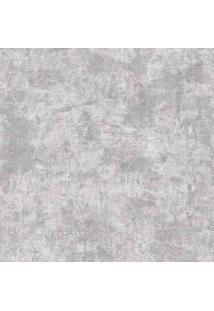 Papel De Parede Castelani Abstrato- Cinza Claro & Cinza Edantex