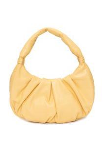 Bolsa Feminina New Baguette - Amarelo