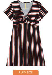 Vestido Malha Vicenza Preto