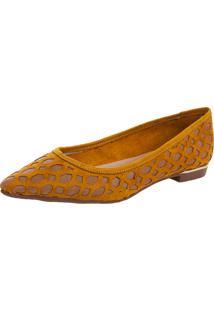 Sapatilha Dafiti Shoes Amarela