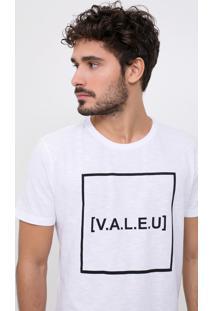 Camiseta Eco Valeu