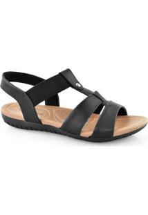 Sandalia Com Tiras Usaflex R1834