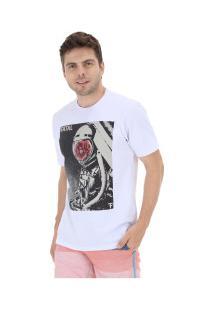Camiseta Fatal Estampada 20260 - Masculina - Branco