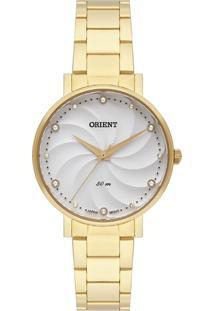 Relógio Orient Feminino Eternal Analógico Dourado Fgss0157-S1Kx - Kanui