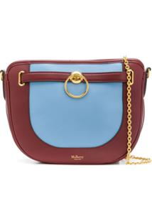 Mulberry Brockwell Silky Bag - Azul
