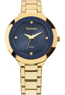 Relógio Digital Swarovski Technos feminino   Shoelover 17ff7b7dd1