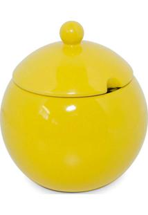 Açucareiro 300G– Mondoceram Gourmet - Amarelo