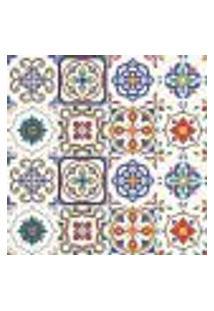 Adesivo De Azulejo - Ladrilho Hidráulico - 349Azge