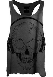 Regata Cavada Black Skull Phone