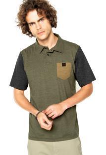 Camisa Polo Hang Loose Genius Verde