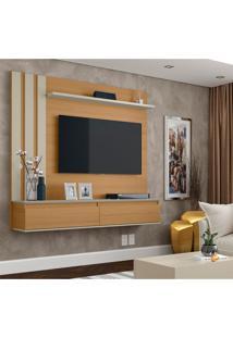 Painel Para Tv Até 46 Polegadas Trend Novare E Off White