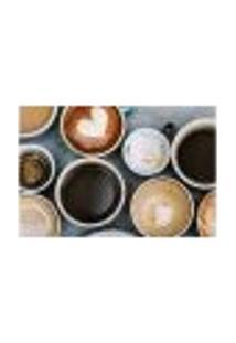 Painel Adesivo De Parede - Café - Cafeteria - 1145Pnm