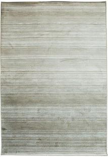 Tapete Modern Retangular Viscose (40X60) Cinza Claro