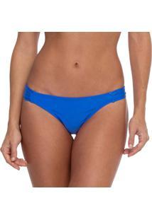 Calcinha Praia Fio Dental Azul | 595.716