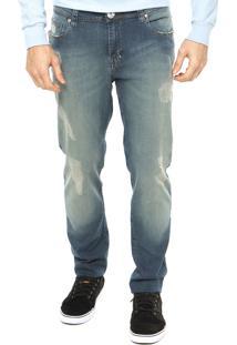 Calça Jeans Cavalera Azul
