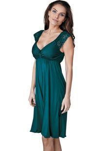 Camisola Arpa Demillus 30841 Verde Esmeralda